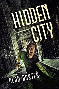 Hidden City by [Baxter, Alan]
