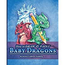 How to Draw & Paint Baby Dragons
