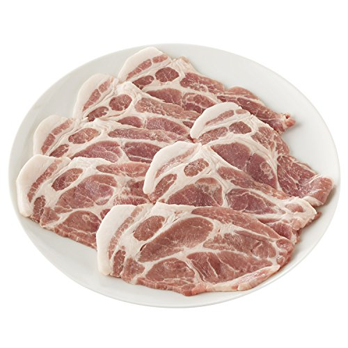 [冷蔵] 国産 豚肩ロース 生姜焼用 300g