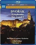 ドヴォルザーク:交響曲 第6番&第9番[Blu-ray Audio]