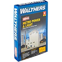 Walthers, Inc。Metro電源&ライトキット、9 – 7 / 16 x 4 – 11 / 16 x 10 – 5 / 8