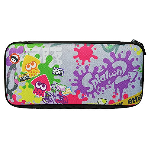 【Nintendo Switch対応】Splatoon2 ハードポーチ for Nintendo Switch グラフィティ