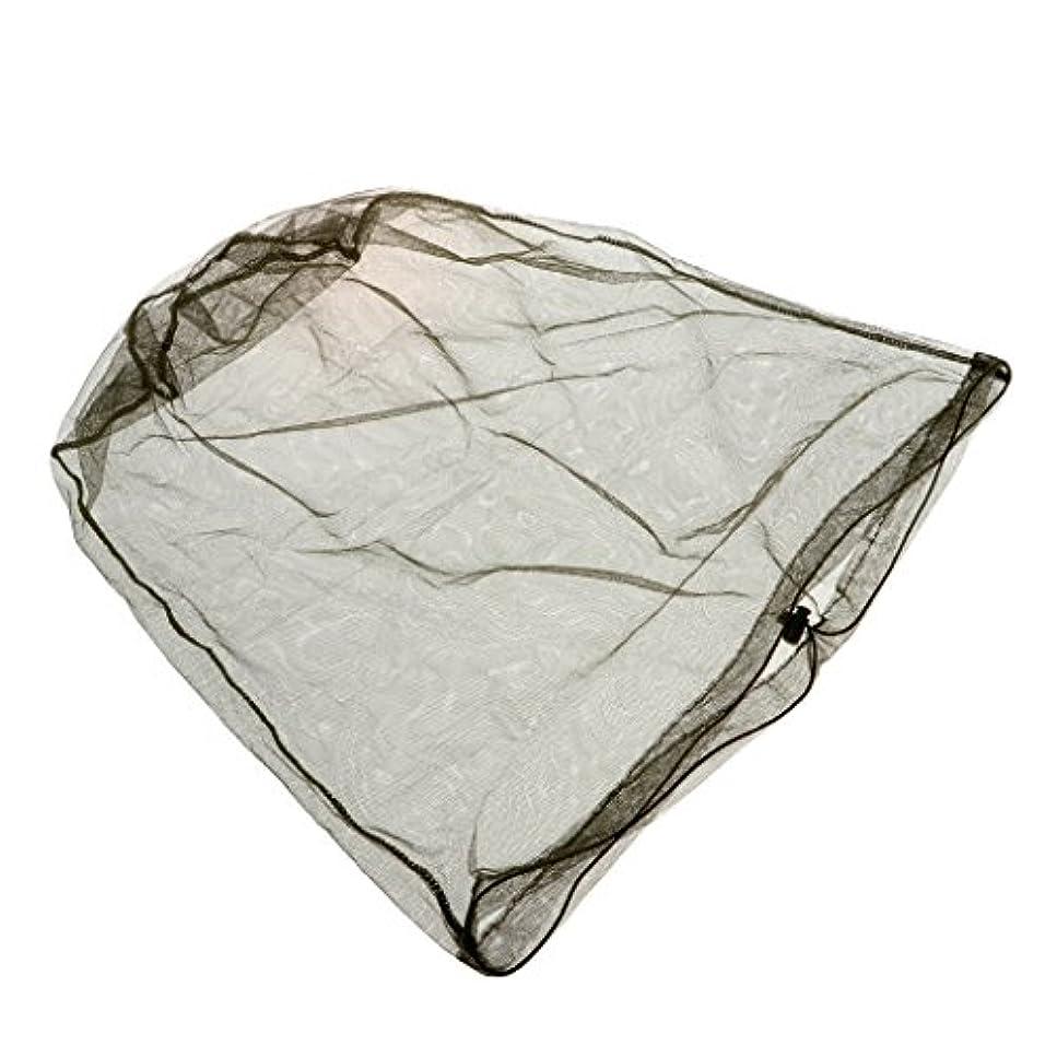 手伝う火星アンカーSM SunniMix 昆虫ヘッドネット 蚊避け メッシュ 保護カバー マスクキャップ 全3色