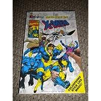 X-men Adventure Set Colorforms Stick Like Magic From Colorform [並行輸入品]