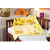 Baby Mink Yellow Duck Baby Wrap Swaddle Blanket by Baby Mink