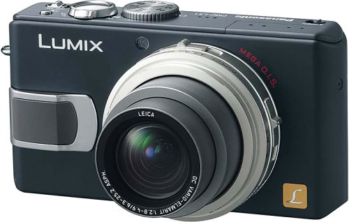 Panasonic DMC-LX1-K LUMIX ブラック