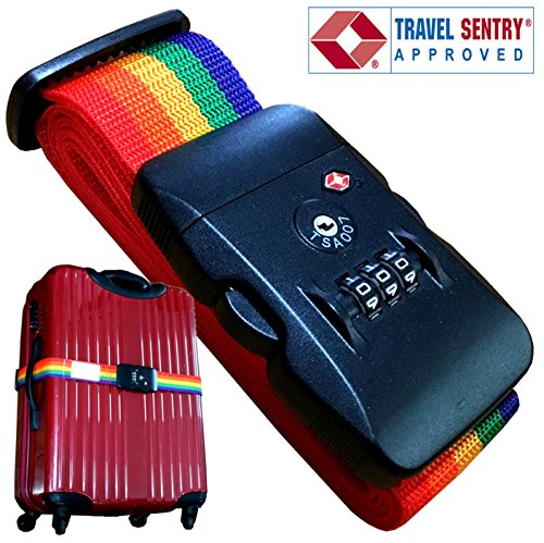 【TRAVELGATE】 TSA ロック 搭載 TSAロック...