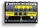 Radial Bassbone V2 2-ch Bass Preamp and DI [並行輸入品]