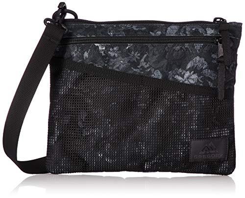 [グレゴリー] ショルダーバッグ 公式 クラシックサコッシュM 07JC1166 Black Tapestry