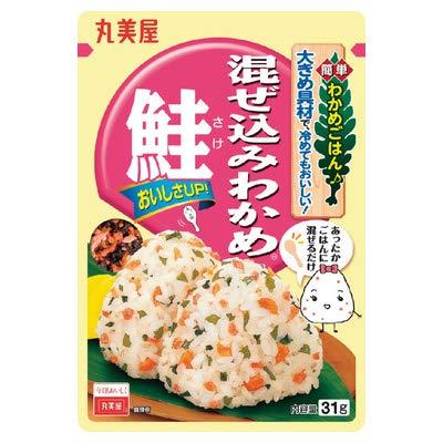 混ぜ込みわかめ 鮭 31g×10袋