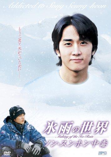 氷雨の世界 ~ソン・スンホン中毒~ making of the Ice Rain [DVD]