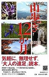 カラー版 山歩き12か月 (中公新書)