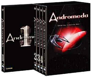 アンドロメダ シーズン1 DVD THE COMPLETE BOX 2