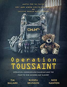 Operation Toussaint by [Ballard, Tim, Brunson, Russell, Nanton, Nick]