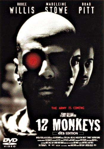 12モンキーズ [DVD]の詳細を見る