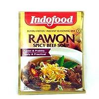 Indofood RAWON インドネシア風スパイシービーフスープ 3袋セット