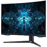 """Samsung Odyssey G7 27"""" 240Hz QHD 1ms G-Sync Ready Curved QLED Gaming Monitor"""