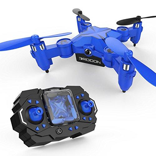 DROCON ドローン ミニドローン 折り畳み 高度維持機能 ラジコン ヘリコプター 室内 飛行機 モード2 901H
