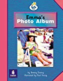 Emma's photo album Info Trail Beginner Stage Non-Fiction Book 1 (LITERACY LAND)