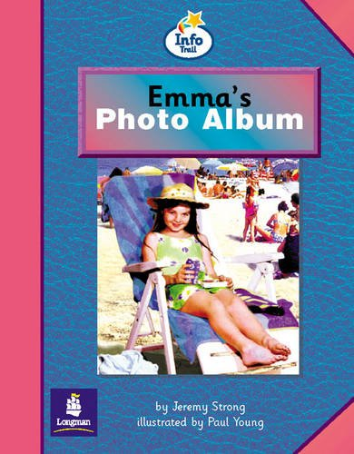 Emma's photo album Info Trail Beginner Stage Non-Fiction Book 1 (LITERACY LAND)の詳細を見る