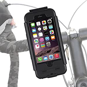 TiGRA Sport iPhone6s 自転車 バイク ホルダー マウント ケース 防水 防塵 耐衝撃 BikeCONSOLE for iPhone6s/6(4.7)