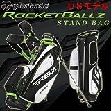 TaylorMade(テーラーメイド) USモデル ロケットボールズ スタンドバッグ
