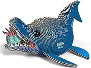 EUGY 062 Mosa Eco-Friendly 3D Paper Puzzle [New Seal]