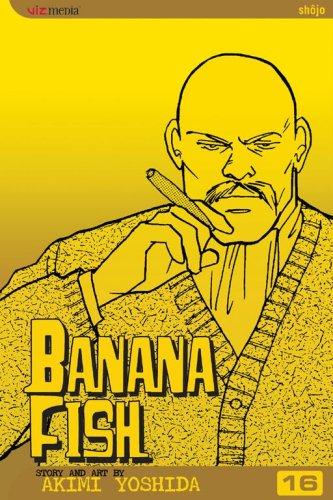 Banana Fish, Vol. 16 (Banana Fish (Graphic Novels))