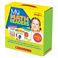 Scholastic SC-579996 My Math Readers Parent Pack (Pack of 26) [並行輸入品]