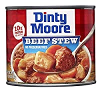 Dinty Moore Beef Stew with Fresh Potatoes & Carrots 20 oz (Pack of 12) [並行輸入品]