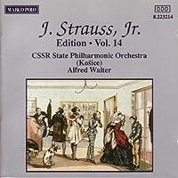 J Strauss Edition, Vol.14 (2006-08-01)