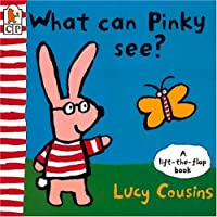 What Can Pinky See? (Lift-The-Flap Book)
