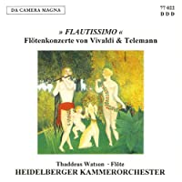 Vivaldi/Telemann: Flautissimo