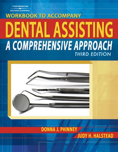 Download Dental Assisting, A Comprehensive Approach 1418048747