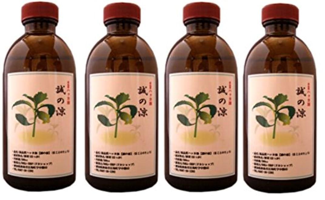 家禽リサイクルする番号DOKA-SHOP 高品質ハッカ精油100%【誠の涼(まことのりょう)】日本国内加工精製 200cc×4本セット
