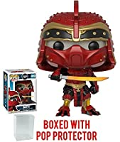 Funko Pop Movies: Ready Player One - Diato Vinyl Figure (Bundled with Pop Box Protector Case)