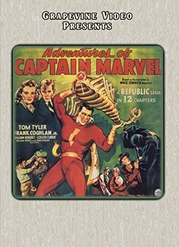 Adventures of Captain Marvel [DVD] [Import]