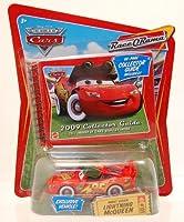 マテル ディズニー・ピクサー「カーズ」 CARS  [Race O Rama]  NIGHT VISION LIGHTNING McQUEEN ナイトビジョン・ライトニング・マックイーン 2009 88ページ オールカラー コレクターガイド付き