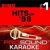 Sing Female Hits Of '98 [KARAOKE]