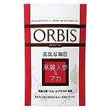 オルビス(ORBIS) 高麗人参&マカ 30日分(220mg×90粒) サプリメント
