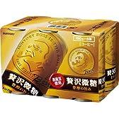 サントリー コーヒー ボス 贅沢微糖 190g×6本