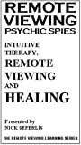 Rv Psychic Spies: Intuitive Therapy Remote Viewing [VHS] [Import]