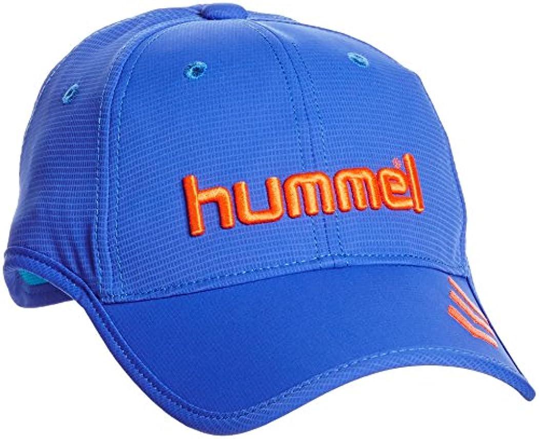 幾何学デンプシー砲兵(ヒュンメル)hummel サッカー ベーシックキャップ HFA4062[ユニセックス]