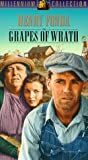Grapes of Wrath [VHS] [Import]