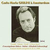Vivaldi/Verdi: Gloria/4 Sacred