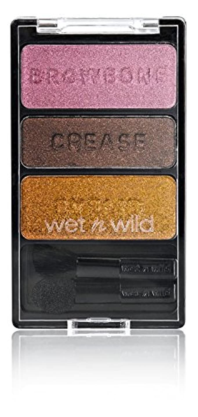 全国忠誠明確にWET N WILD Color Icon Eyeshadow Trio I'm Getting Sunburned (並行輸入品)
