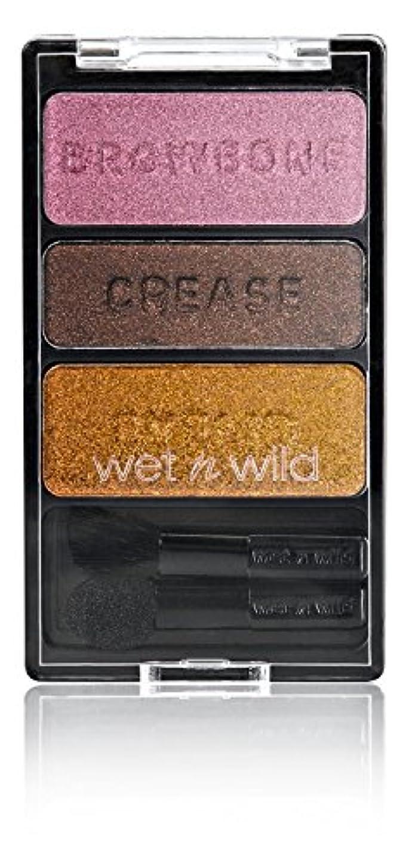 かもしれない船形煩わしいWET N WILD Color Icon Eyeshadow Trio I'm Getting Sunburned (並行輸入品)