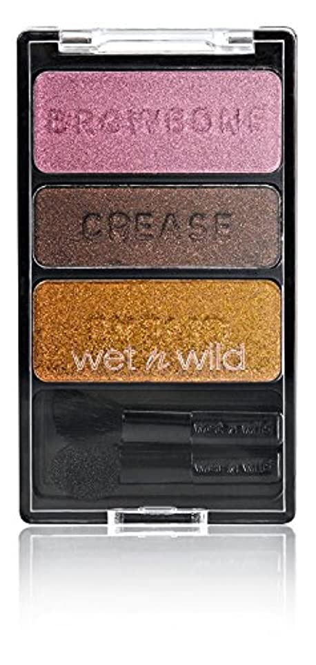 素敵なシャッフルゴージャスWET N WILD Color Icon Eyeshadow Trio I'm Getting Sunburned (並行輸入品)