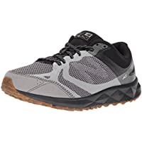 New Balance Men's 590 Trail Trail Running Shoes, Grey/Black, EU 43