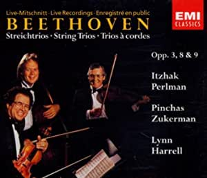 Beethoven:String Trios